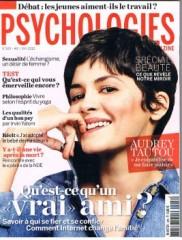 Couverture magazine Psychologie