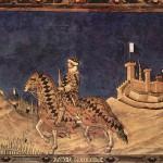 Simone Martini Guidoriccio da Fogliano, Italie - Voyages Intérieurs