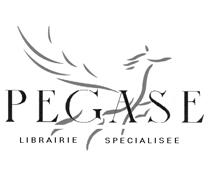 Logo de la librairie Pégase